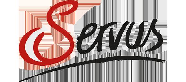 Logo Servus